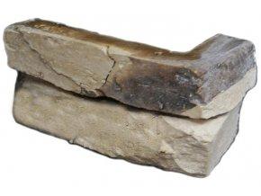 Obklad umělý kámen Ontario světlý - roh