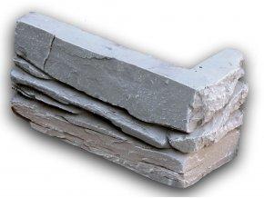 Obklad umělý kámen Nevada - roh