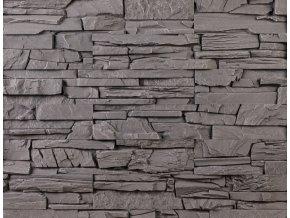Obklad imitace kamene Bastida tmavá