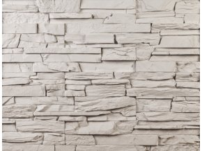 Obklad imitace kamene Bastida bílá