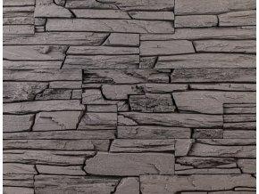 Obklad imitace kamene SW tmavý