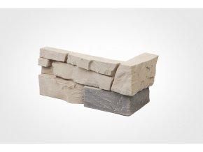 Obklad imitace kamene Calais - roh