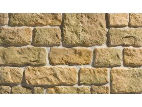 Obklad imitace kamene Calabria 1 mocca - Stegu
