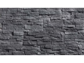 Obklad imitace kamene Mexicana 3 graphite - Stegu