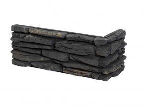 Obklad imitace kamene California 2 grey roh - Stegu