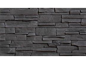 Obklad imitace kamene Grenada 5 graphite  - Stegu