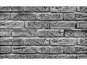 Imitace cihla Hand Brick bílá