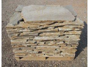 Rula medová obklad 20-40cm, tl. 1-3cm