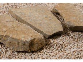 Šlapák Terchovský pískovec  30-70cm, tl. 3-5cm