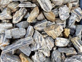 kamenná kůra a