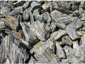 Kamenná kůra šedohnědá