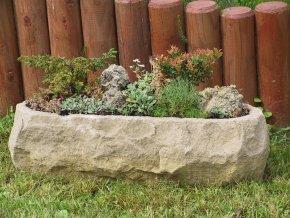 Květináč pískovec typ 10