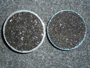 Kamenný koberec Nero Ebano 1-4mm