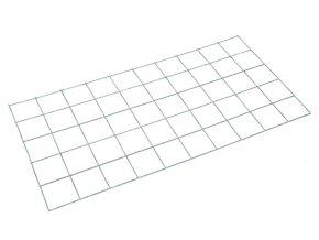 Gabion síť 200x100cm oko 10/10 cm