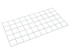 Gabion síť 200x50cm oko 10/10 cm