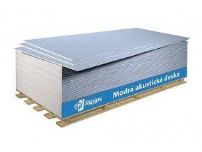 rigips modrá akustická deska