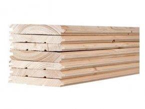 dřevěné palubky smrk AB