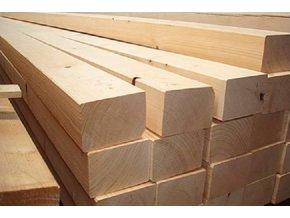 KVH dřevěné hranoly