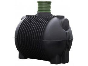 plastová jímka Delta 10 000 litrů b nová