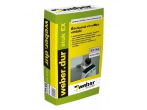 Weber dur štuk EX vnější 25 kg