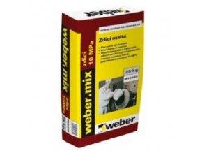 Weber mix zdicí 5Mpa 25kg