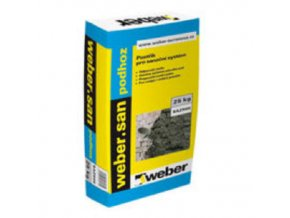 Weber san podhoz 25kg