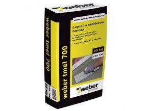 Weber tmel LZS 700 25kg lepidlo stěrka na zateplovací systémy