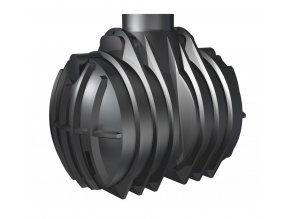 Plastový septik 5300 l (dvoukomorový) Betaxo