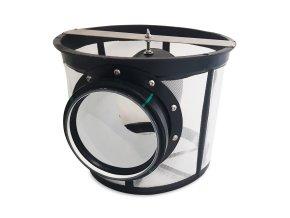 filtrační koš plastový