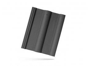 Bramac Classic betonová střešní taška břidlicově černá