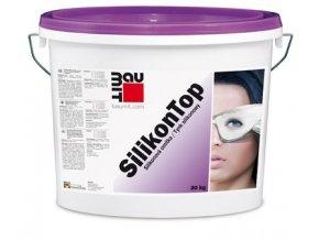 Baumit SilikonTop omítka fasádní barevná 25kg