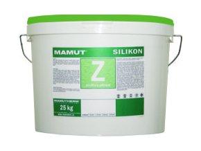 Mamut silikonová omítka barevná 25kg