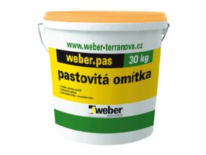Weber pas extraClean zrnitý 30kg