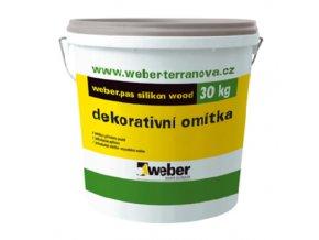 Weber pas silikon zrnitý 30kg