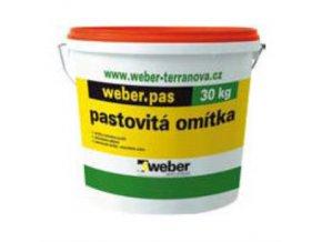 Weber pas extraClean active zrnitý silikátová omítka