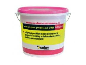 Weber pas poklad UNI - podkladní nátěr