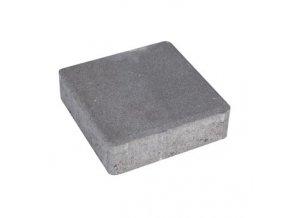 Zámková dlažba Klasiko 20x20cm 6cm - šedá
