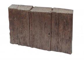 Diton palisádový obrubník dub 50x30x8cm