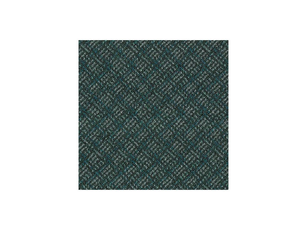 Koberec Checkmate 676 - Emerald Forest (5,75m x 3,66m)