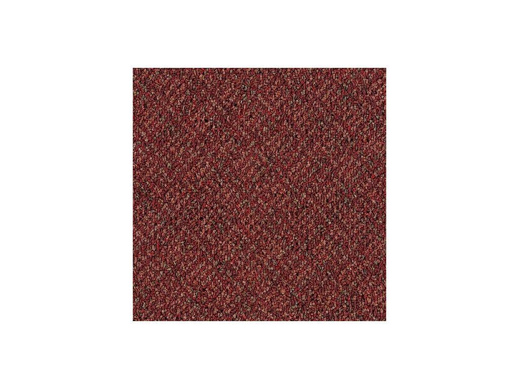 Koberec Checkmate 352 - Ruby (5,95m x 3,66m)