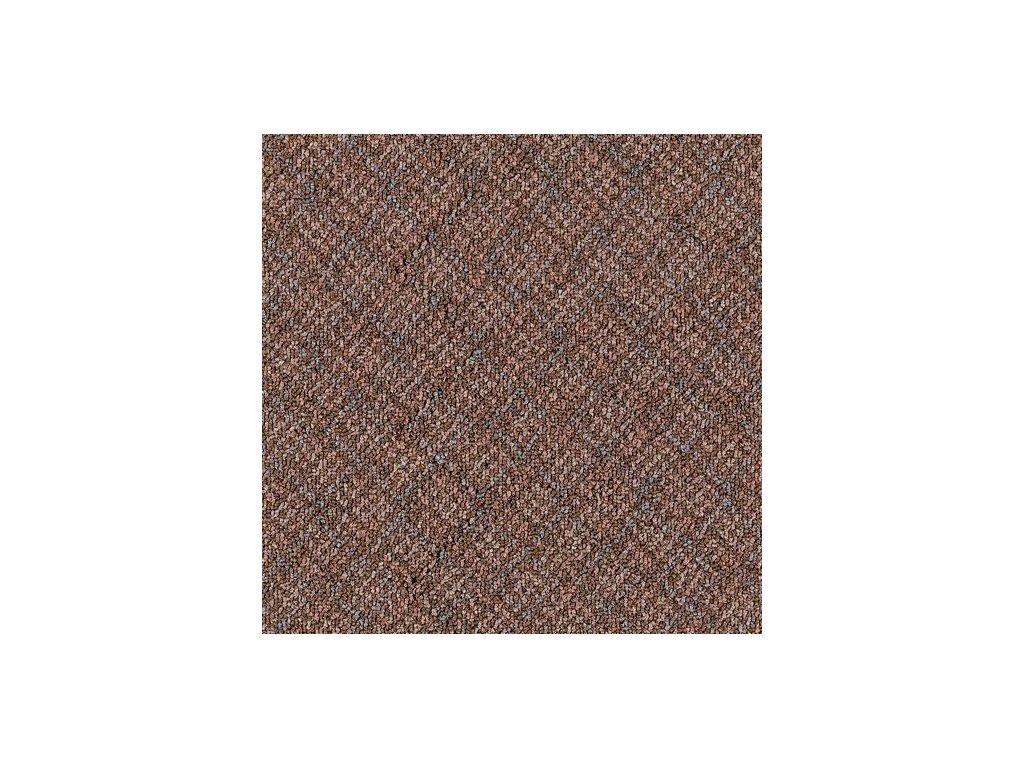 Koberec Checkmate 857 - Spice Brown (4,3m x 3,66m)