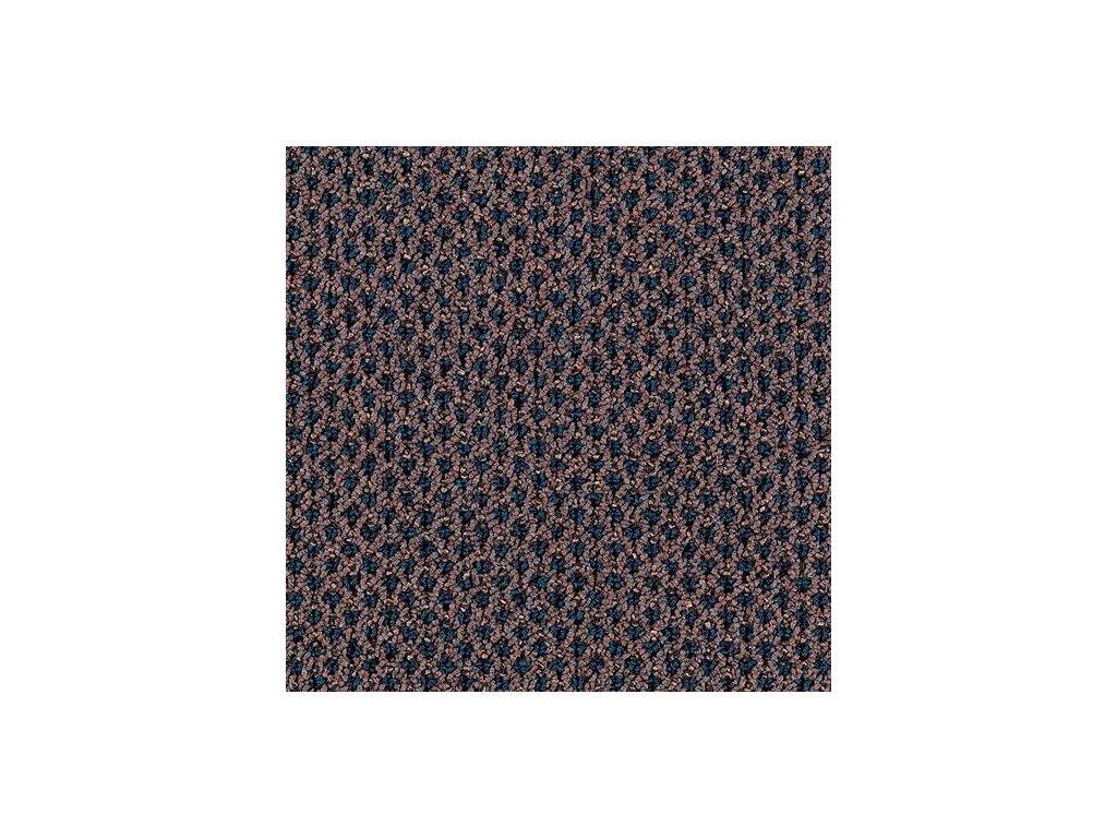 Koberec Simplistic 596 - Jewel Teal (4,5m x 3,66m)