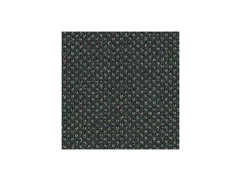 Koberec Simplistic 686 - Matrix Green (4,68m x 3,66m)
