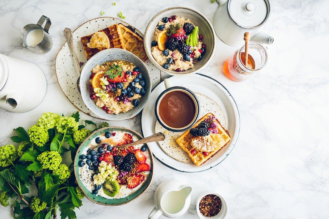 Zdravá snídaně - Co ráno snídat, abyste byla celý den FIT?