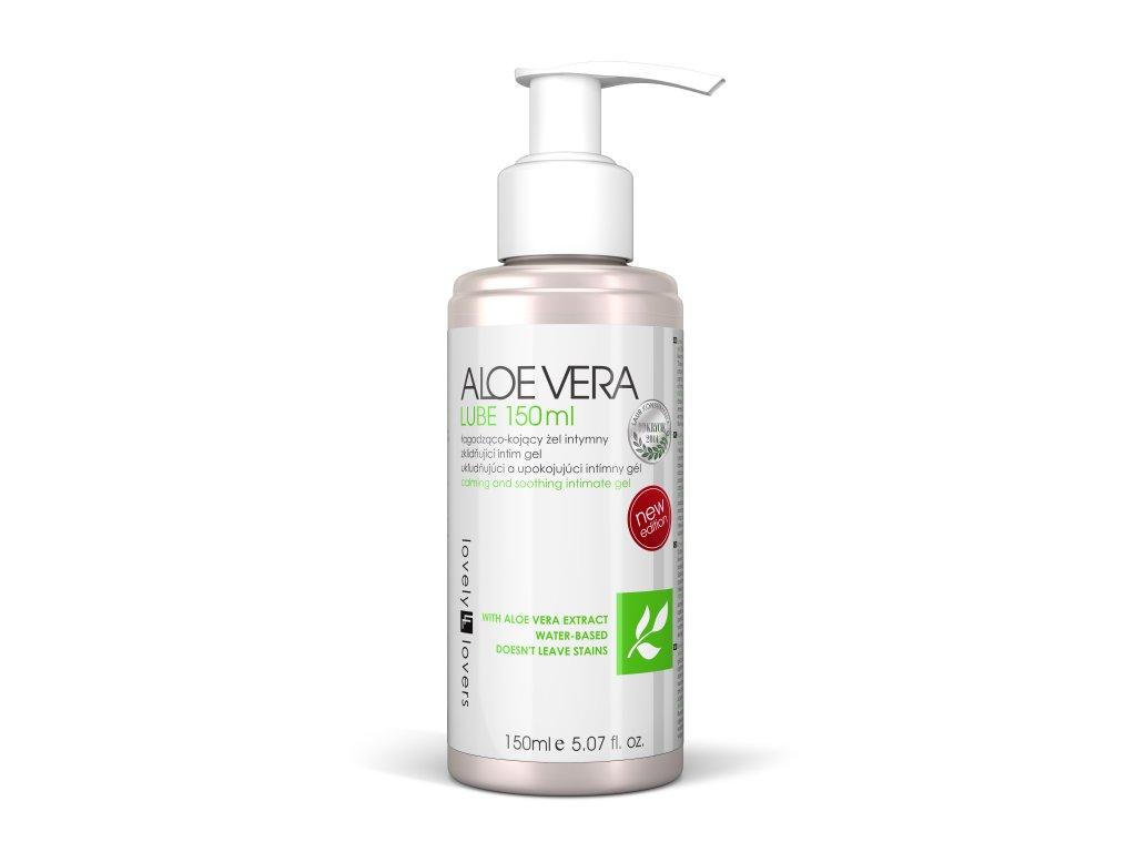 Aloevera 150ml lubrikačný gél s aloe vera