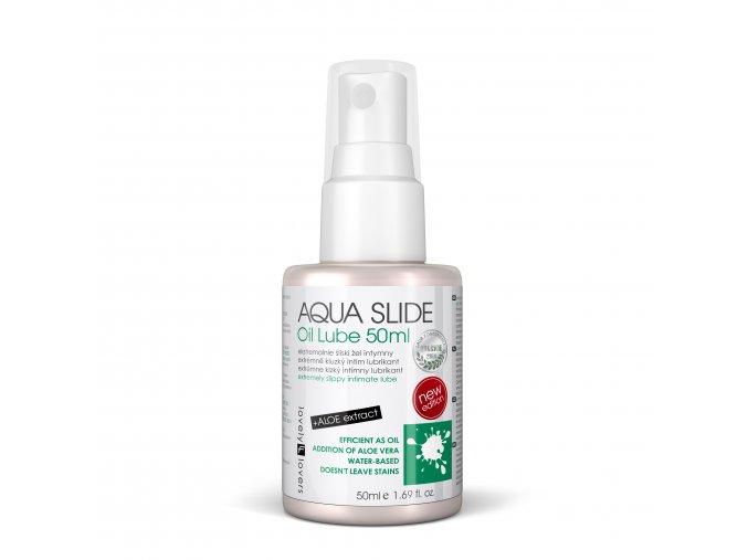 Aqua slide 50ml lubrikačný sprej na vodnej báze