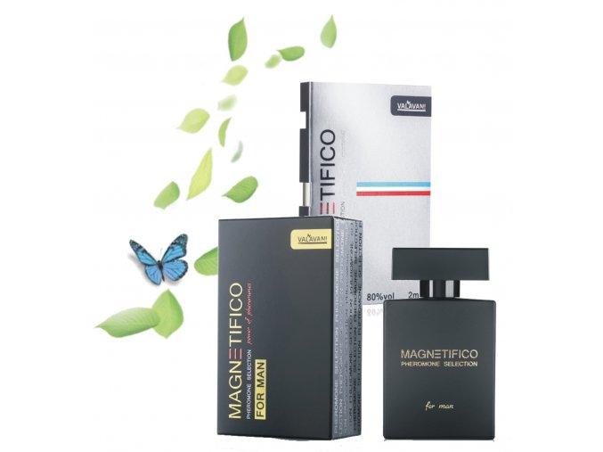 pansky parfém, feromony