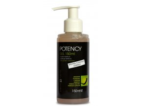 Lovely Lovers POTENCY Gél + ENERGY 150ml na podporu erekcie