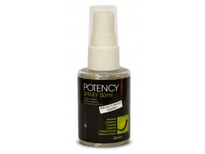 Lovely Lovers POTENCY Spray STRONG FORMULA + ENERGY 50ml na podporu erekcie