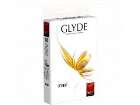 kondom glyde maxi 10ks